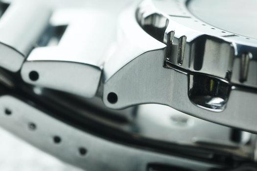 Free stock photo of metal, technology, chrome, design