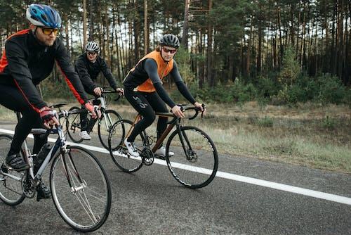 Foto d'estoc gratuïta de afició, anant amb bici, anant en bici