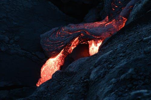 Free stock photo of lava, volcano