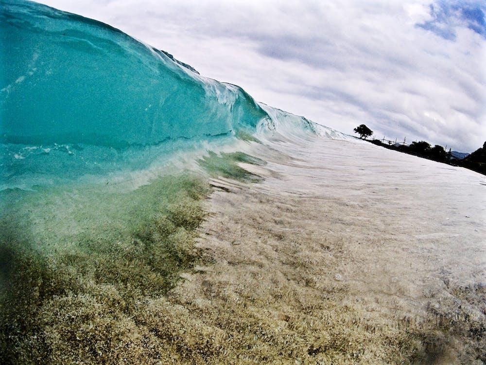 Безкоштовне стокове фото на тему «хвиля»