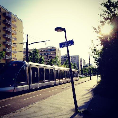 Бесплатное стоковое фото с город, городской, дорога, железная дорога