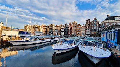 Free stock photo of amsterdam, autumn atmosphere, autumn colours