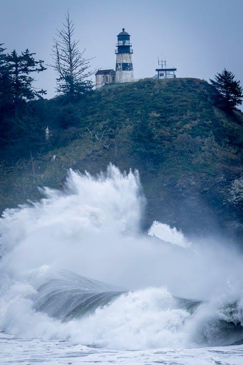 Free stock photo of cape, coast, earth, lighthouse