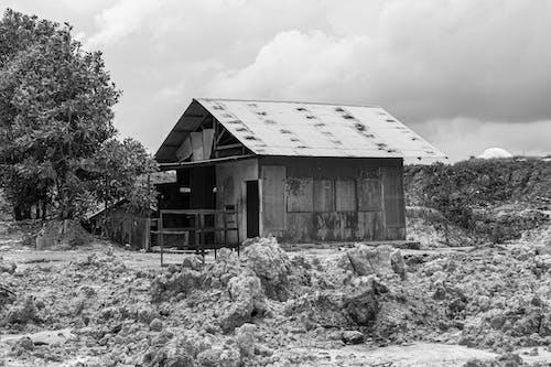 Photos gratuites de maison abandonnée
