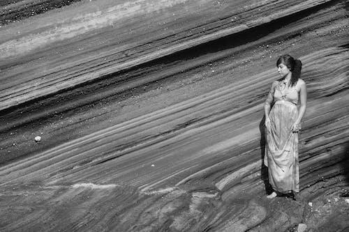 Бесплатное стоковое фото с Взрослый, вода, голый, девочка