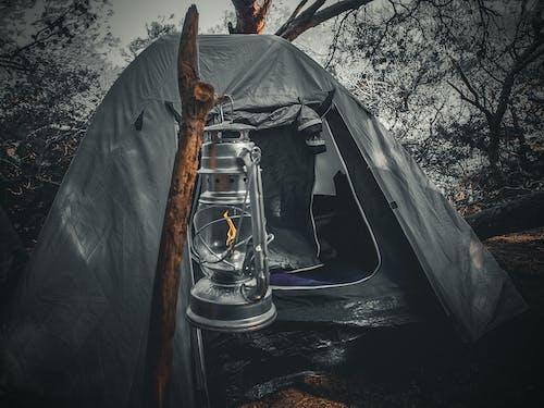 Free stock photo of black, camping, hiking