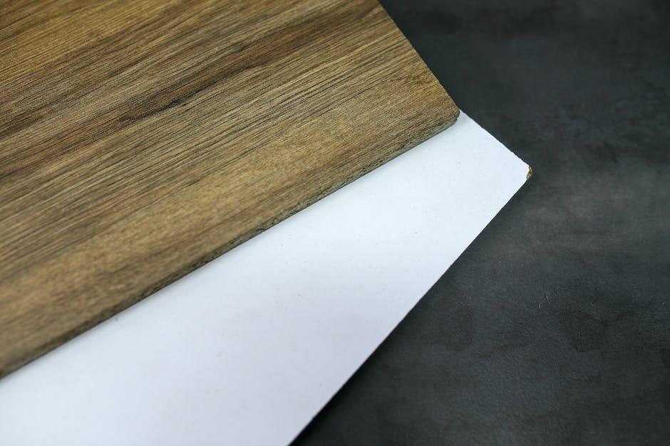 Laminated Board Sizes ~ Laminated boards oak icy white · free stock photo