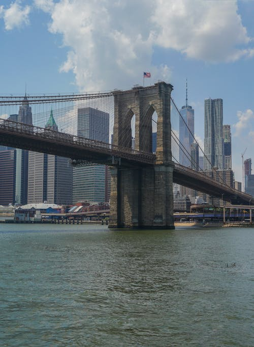 View on Brooklyn Bridge