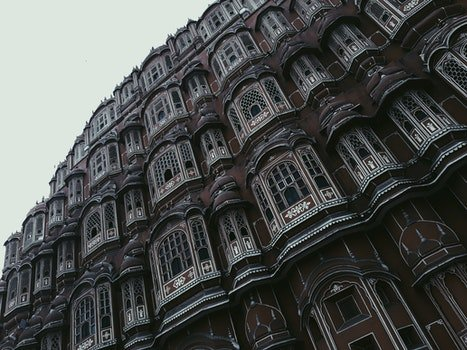 Free stock photo of building, architecture, windows, facade