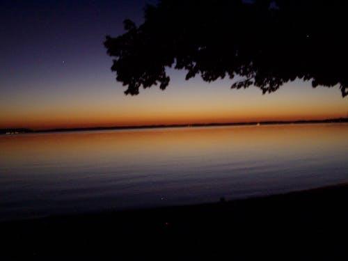 Free stock photo of calm, dark, sky