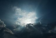 sky, blue, cloud