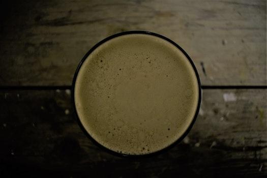 Free stock photo of wood, coffee, night, dark