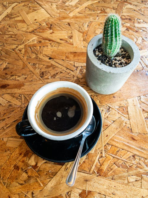 Free stock photo of afternoon, americano, black coffee