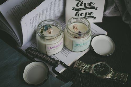Immagine gratuita di benessere, candela, candele, carta