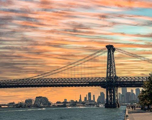 Foto profissional grátis de alvorecer, amanhecer, arquitetura