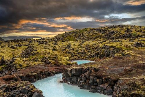 Foto profissional grátis de água, alvorecer, amanhecer