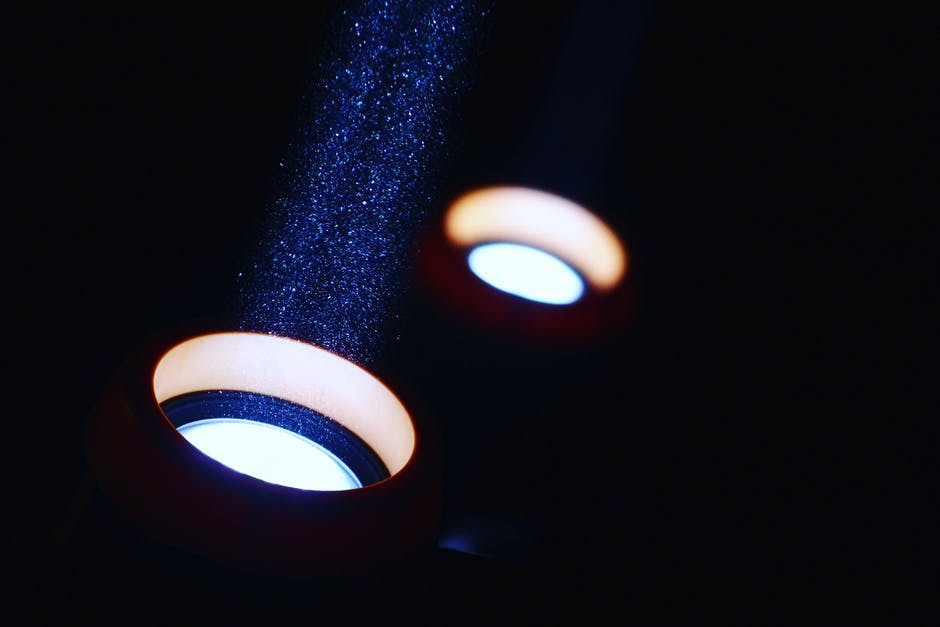 New free stock photo of light, lights, dark