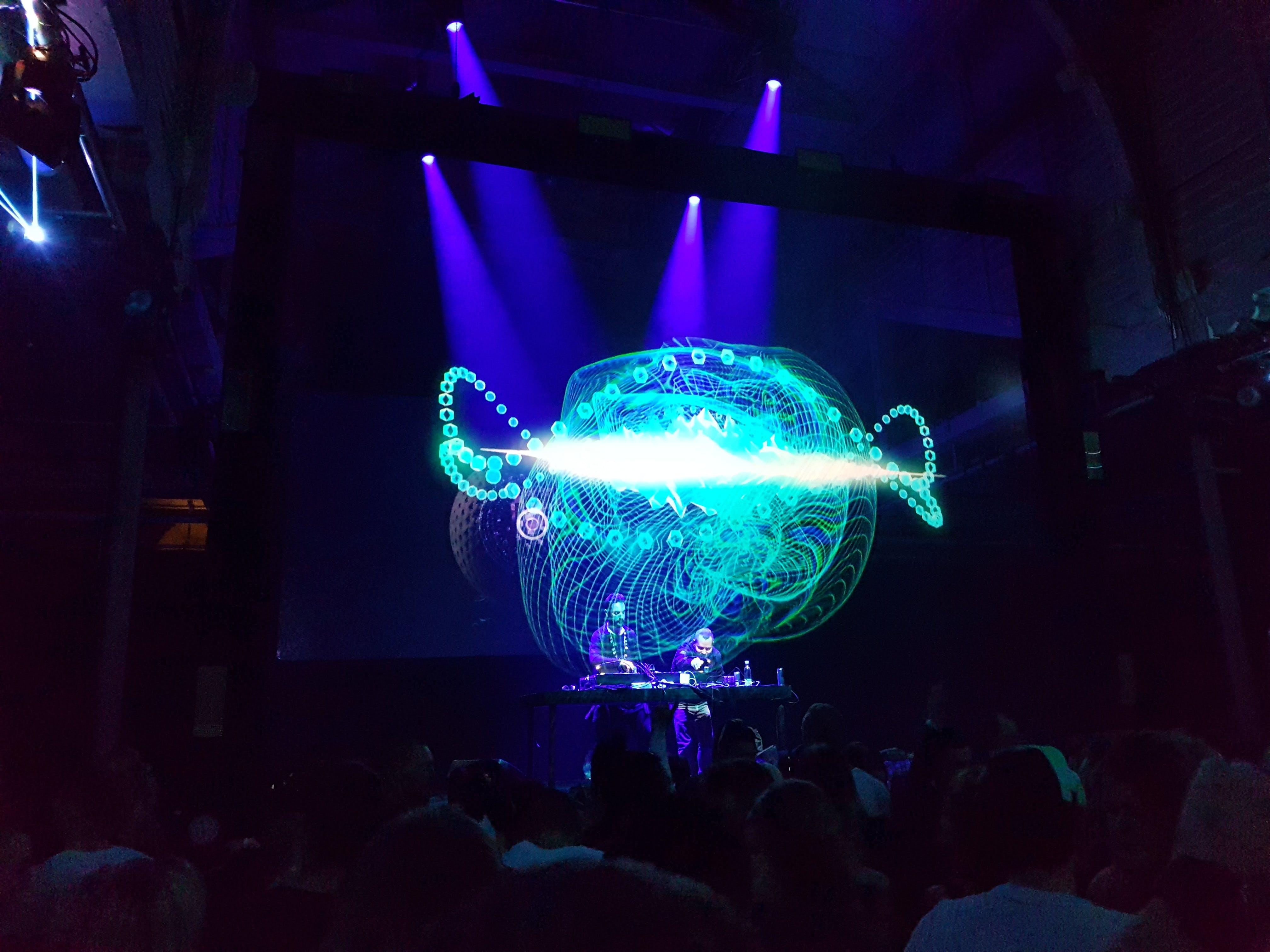 Free stock photo of 2016?, copenhagen, Hologram show, Psytrance