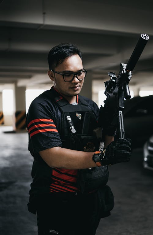 Fotos de stock gratuitas de arma, arma automatica, arma de fuego