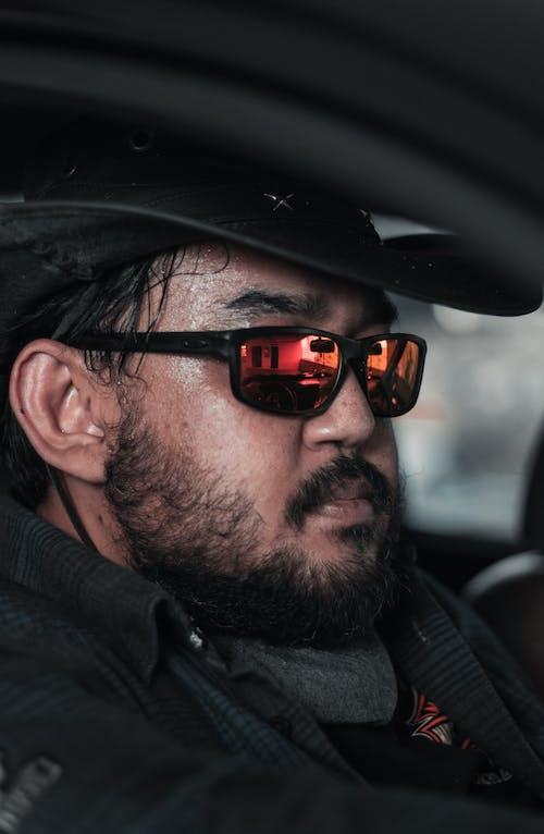 Kostenloses Stock Foto zu auto, brille, brillen, deckel
