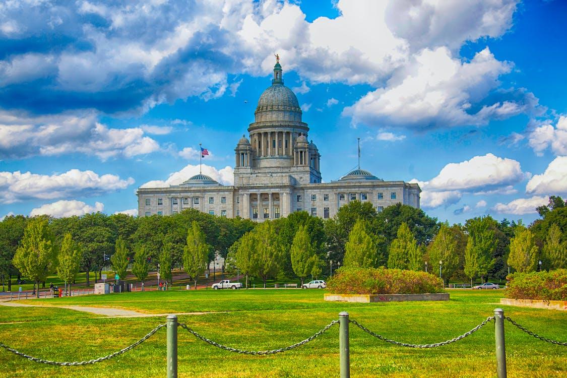 Immagine gratuita di albero, amministrazione, architettura
