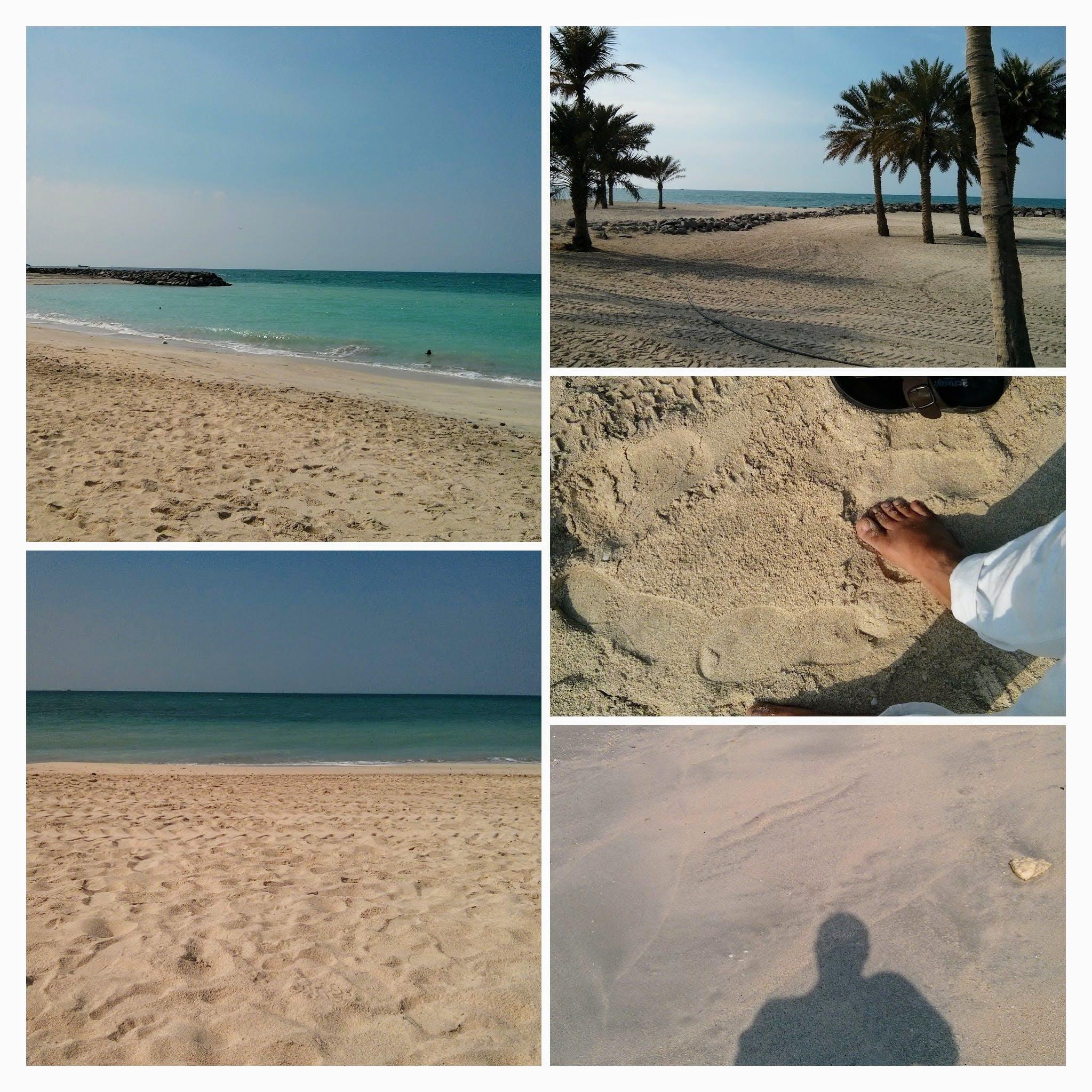 Kostenloses Stock Foto zu meer, sand, strand