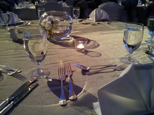 Free stock photo of dinner, drinking glass, drinking water