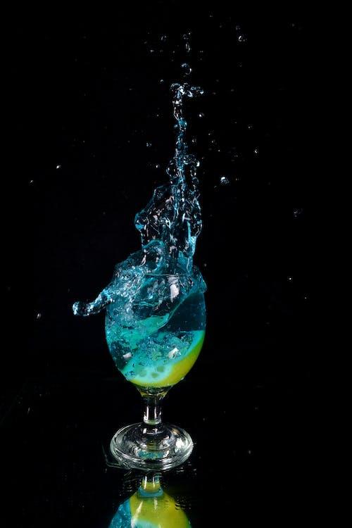 Kostenloses Stock Foto zu farbe wasser splash