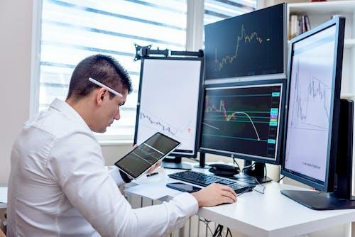 Kostnadsfri bild av #workingspace, affärsfinansiering och industri, affärspersonal