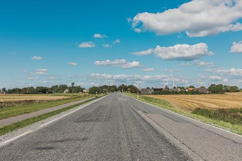 Immagine gratuita di agricoltura, asfalto, autostrada
