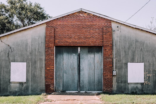 Free stock photo of building, metal, farm, country