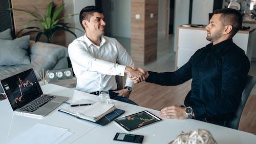 Men in an Agreement