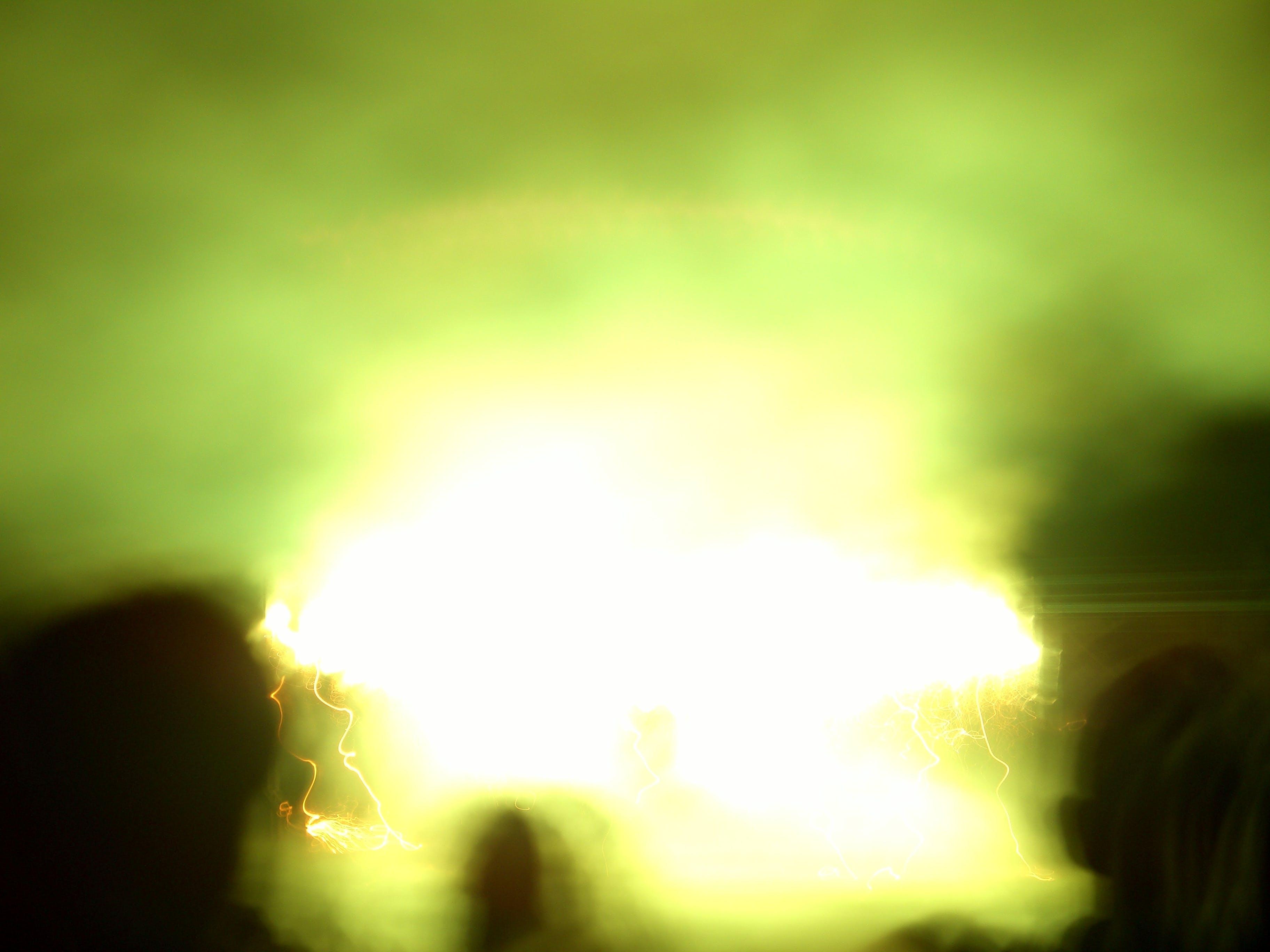 Foto d'estoc gratuïta de brillant, focs artificials