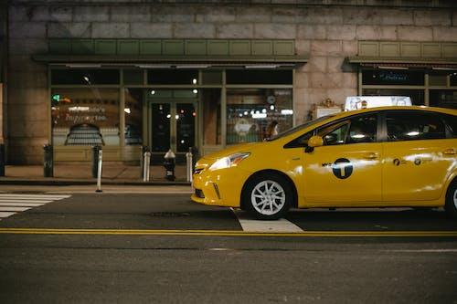 คลังภาพถ่ายฟรี ของ megapolis, กระโปรงหน้ารถ, กลางคืน, กลางแจ้ง