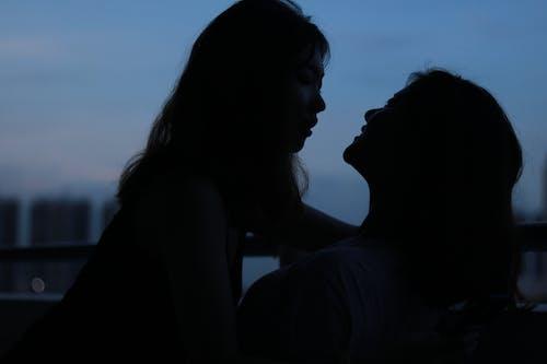 Imagine de stoc gratuită din același sex, afecțiune, amurg