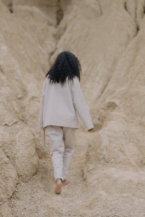 คลังภาพถ่ายฟรี ของ กลางแจ้ง, การเดิน, ขน