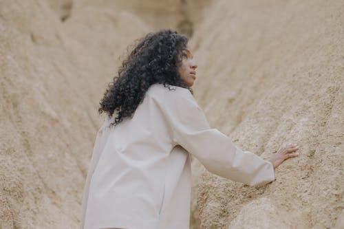 Ilmainen kuvapankkikuva tunnisteilla aavikko, afro, afroamerikkalainen
