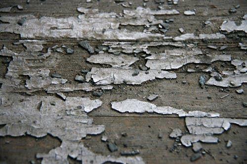 Free stock photo of chipped paint