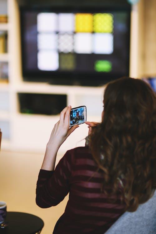 技術, 拍照片, 智慧手機