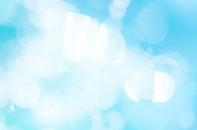 light, blue, blur