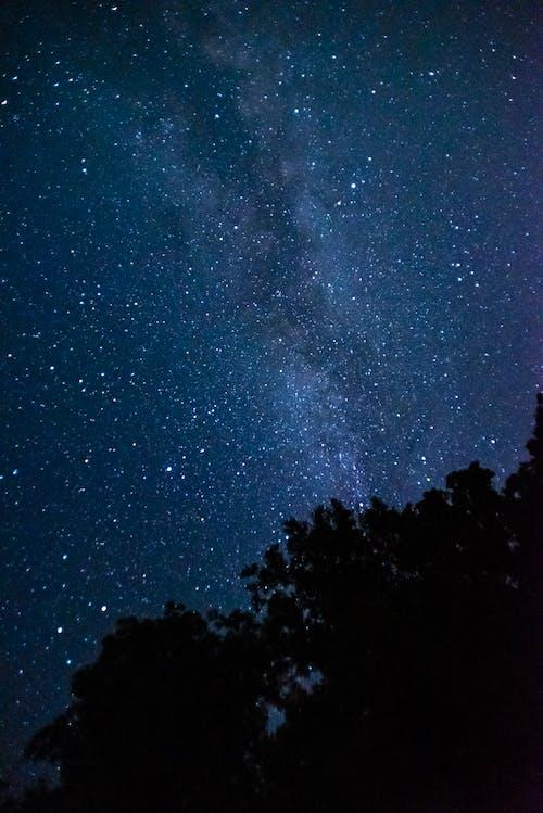 Free stock photo of milky way, stars
