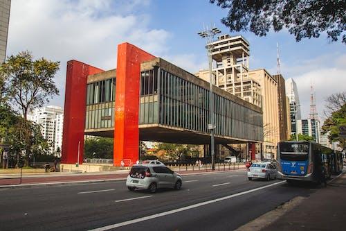 Free stock photo of art museum, museum, sao paulo