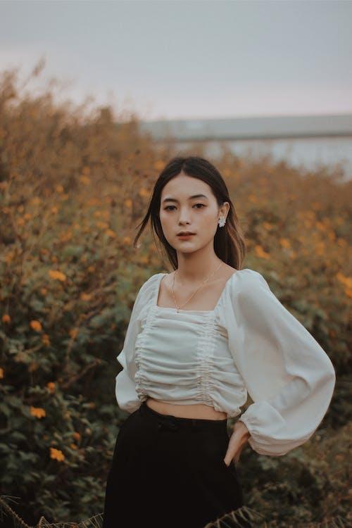 Ingyenes stockfotó áll, árus, ázsiai nő témában