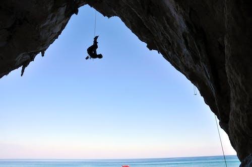 Immagine gratuita di arrampicata