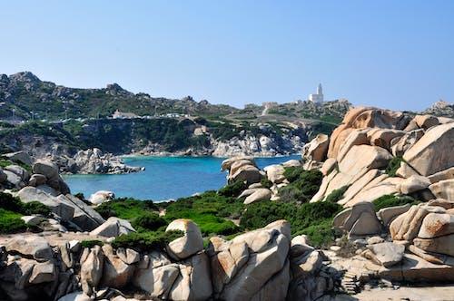 Immagine gratuita di mar mediterraneo, roccia
