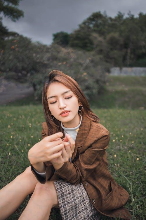 Základová fotografie zdarma na téma hezký, holka, krásný, léto