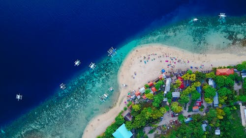 Gratis stockfoto met antenne, Azië, bird's eye view, Cebu