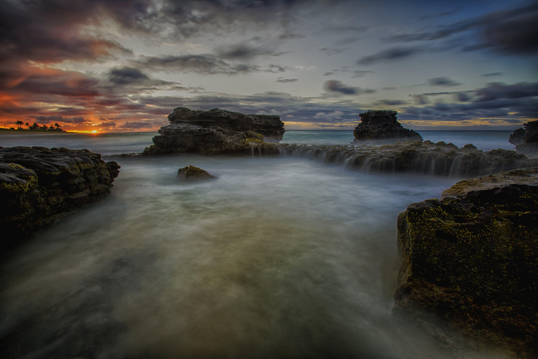 Základová fotografie zdarma na téma idylický, kameny, klidný, krajina