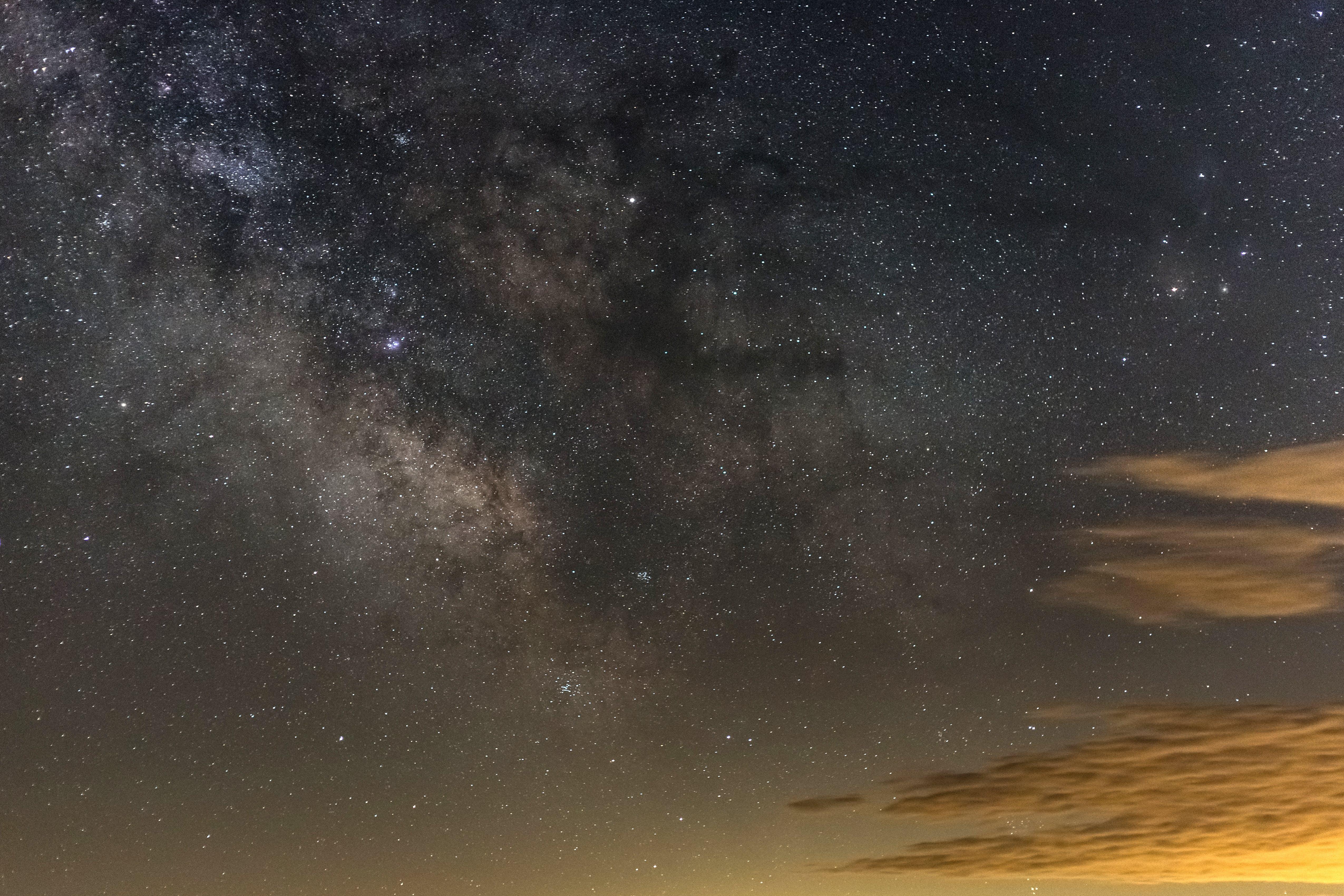 Kostenloses Stock Foto zu astrologie, astronomie, dunkel, galaxie