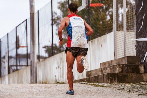 Kostenloses Stock Foto zu aktiv, athlet, draußen